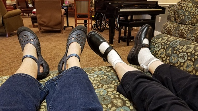 mom and me shoes