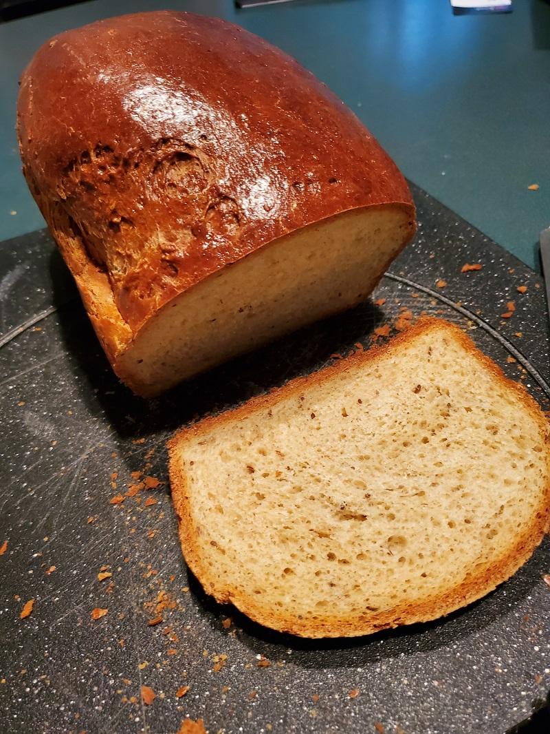first rye bread 073020