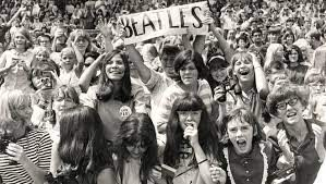 teens and the beatles
